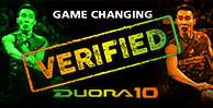 verified Duro 10 Left pod